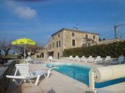 Location gîte, chambres d'hotes Le Clos du Moulin Neuf : Gîte dans maison en pierre en Drôme provençale, piscine privée dans le département Drôme 26
